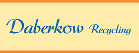 Daberkow Recycling in Hamburg Logo